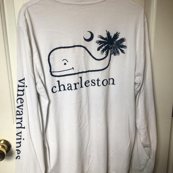 3f17f28ba Vineyard Vines Shirts | Charleston Long Sleeve Tshirt | Poshmark